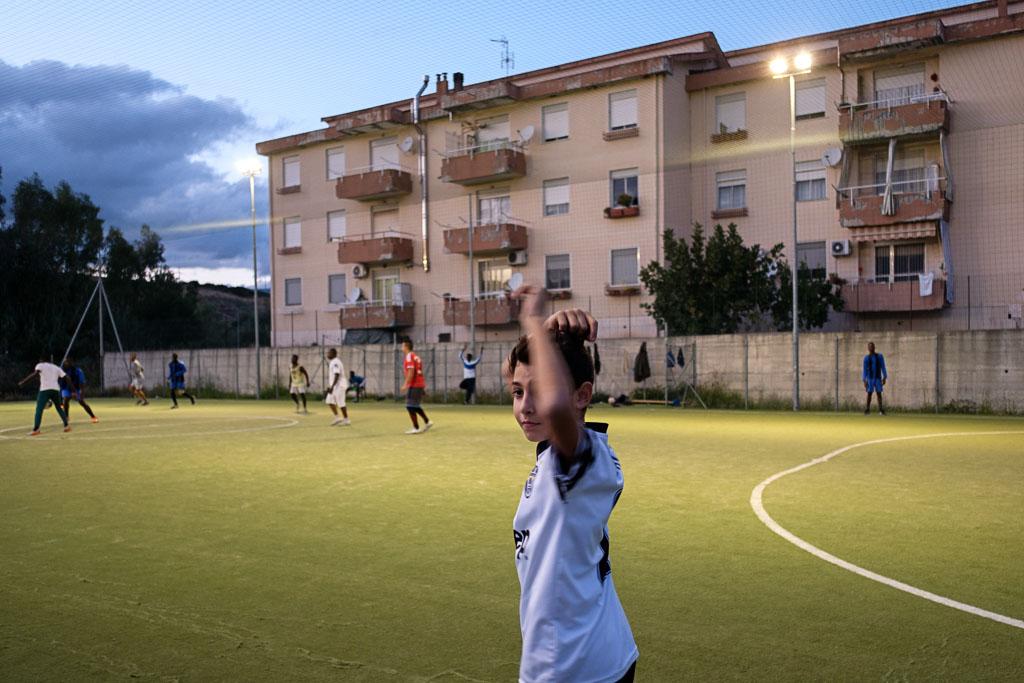 Riace - Camini - Calabria - Italien - Flüchtlinge - Integration-34