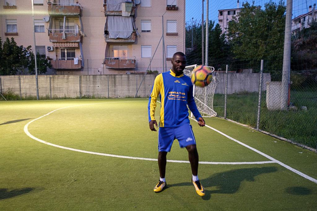 Riace - Camini - Calabria - Italien - Flüchtlinge - Integration-35