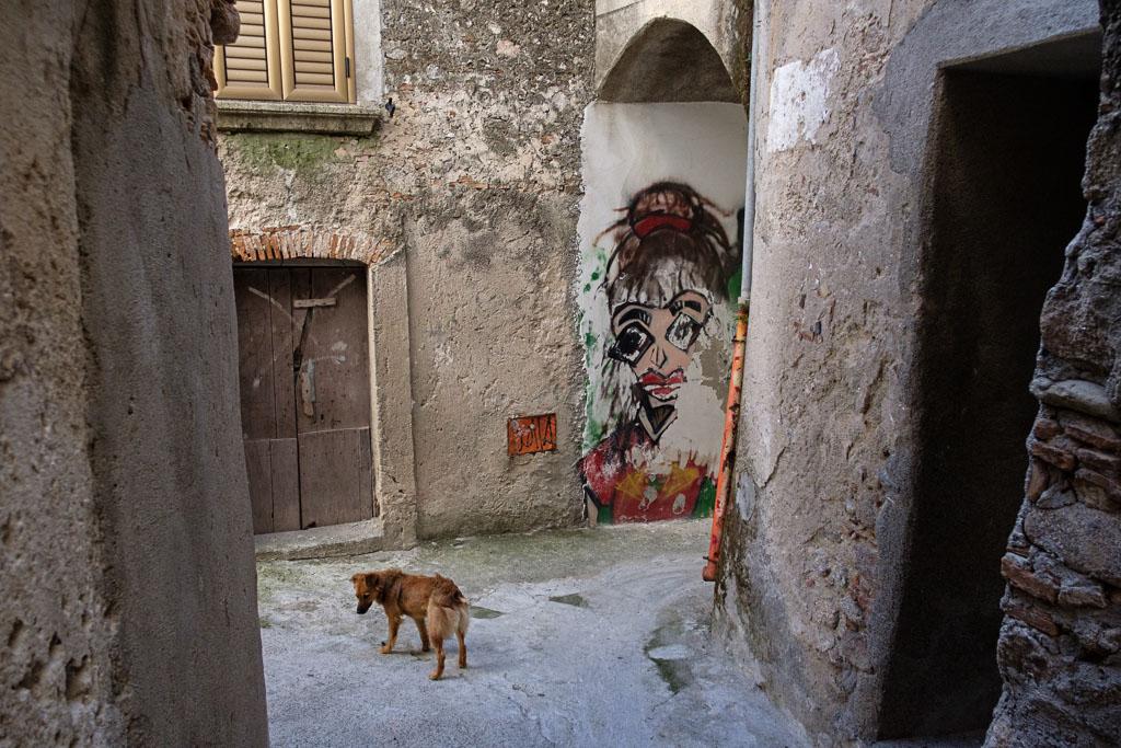 Riace - Camini - Calabria - Italien - Flüchtlinge - Integration-42