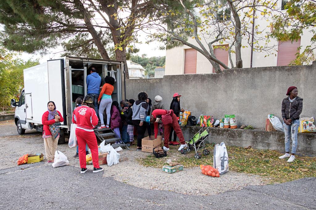 Riace - Camini - Calabria - Italien - Flüchtlinge - Integration-48