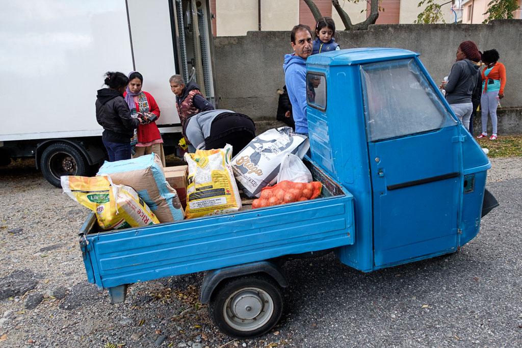 Riace - Camini - Calabria - Italien - Flüchtlinge - Integration-50