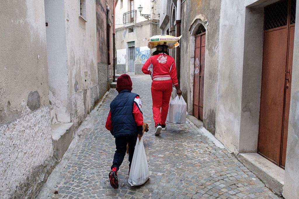 Riace - Camini - Calabria - Italien - Flüchtlinge - Integration-53
