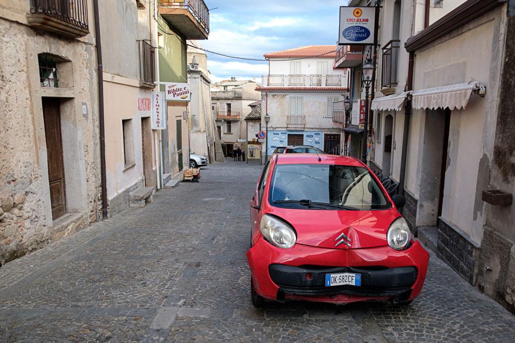 Riace - Camini - Calabria - Italien - Flüchtlinge - Integration-55