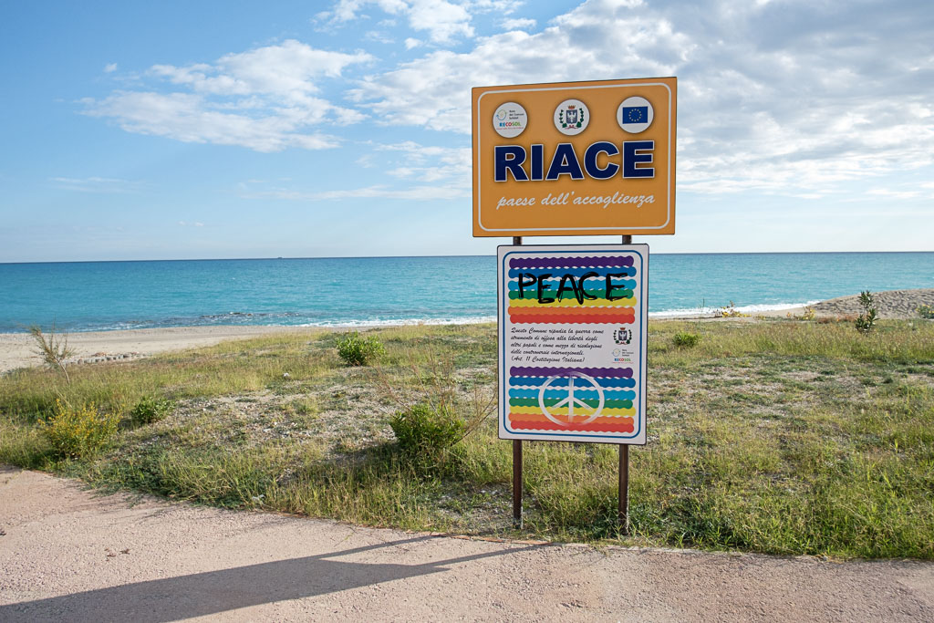 Riace - Camini - Calabria - Italien - Flüchtlinge - Integration-69