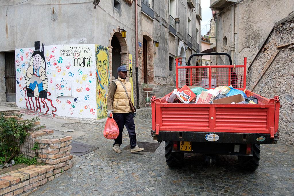 Riace - Camini - Calabria - Italien - Flüchtlinge - Integration-84