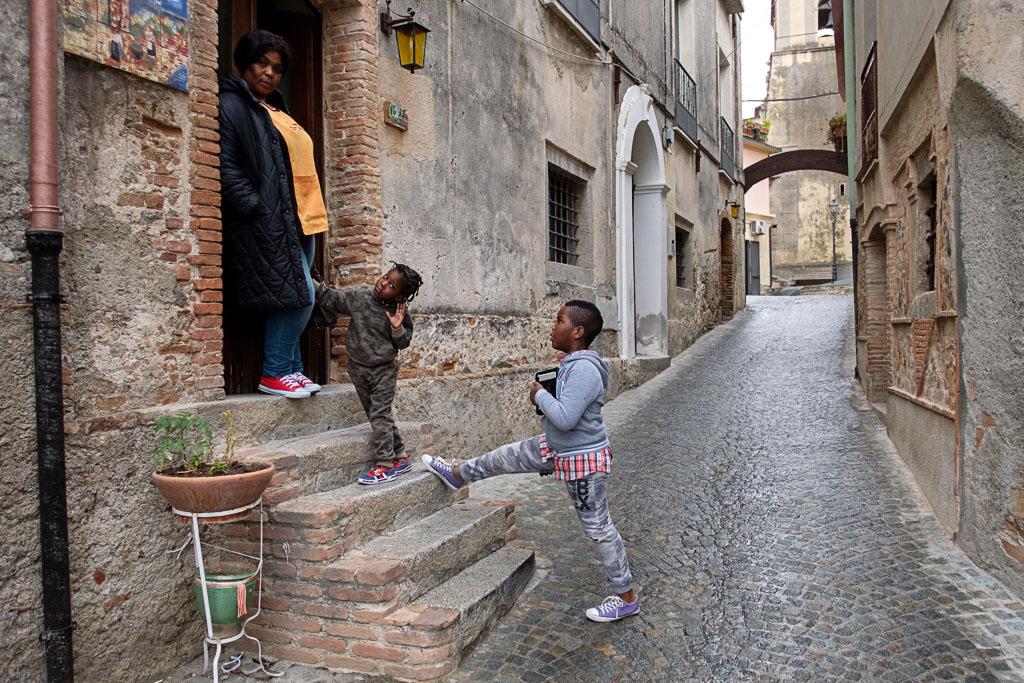 Riace - Camini - Calabria - Italien - Flüchtlinge - Integration-86