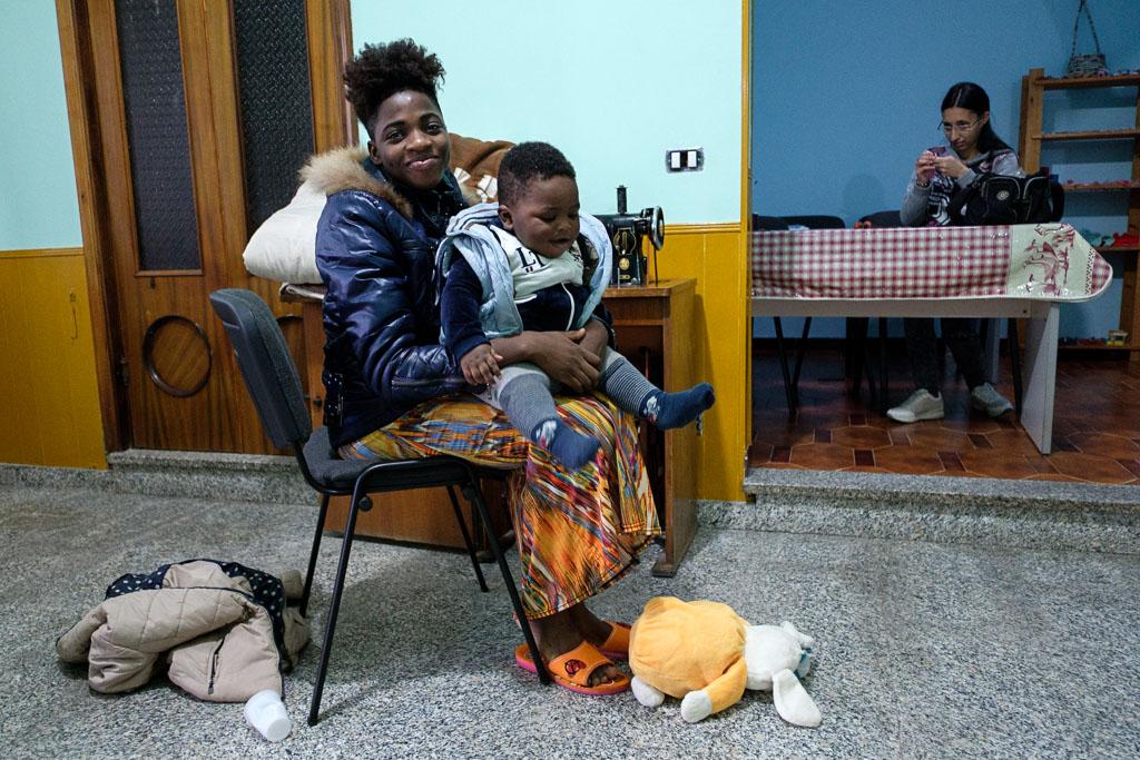Riace - Camini - Calabria - Italien - Flüchtlinge - Integration-91