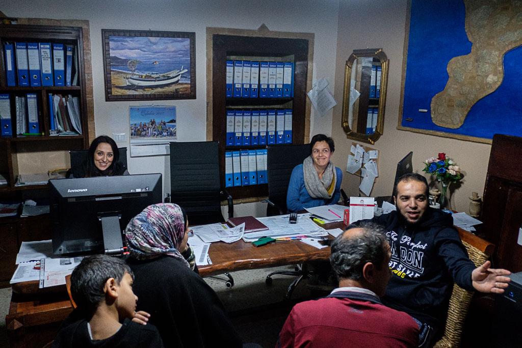 Riace - Camini - Calabria - Italien - Flüchtlinge - Integration-96