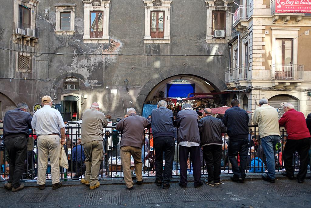 Sizilien - Catania - Italien - Geschichten von unterwegs - Italia-118