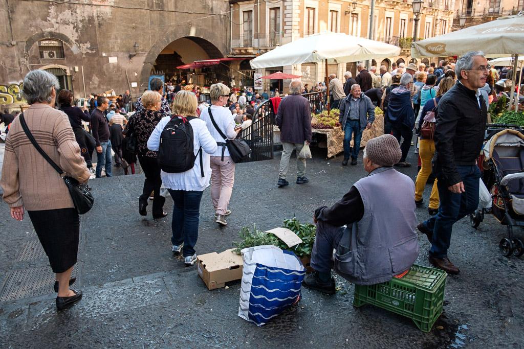 Sizilien - Catania - Italien - Geschichten von unterwegs - Italia-122