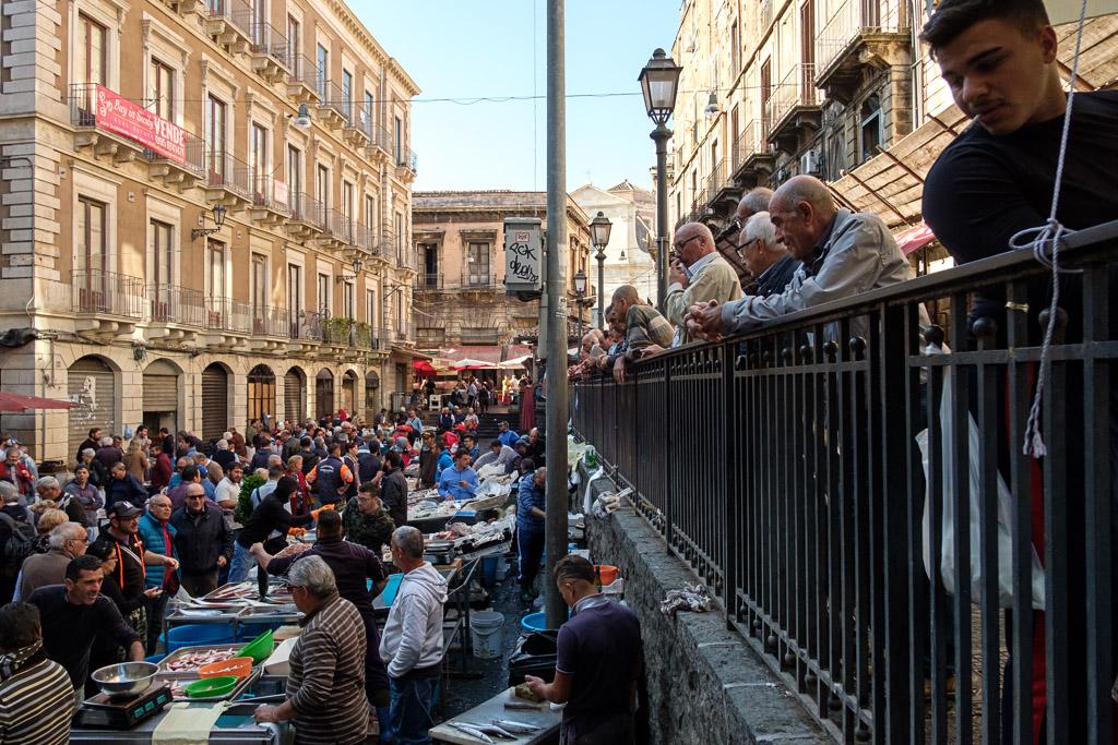 Sizilien - Catania - Italien - Geschichten von unterwegs - Italia-123