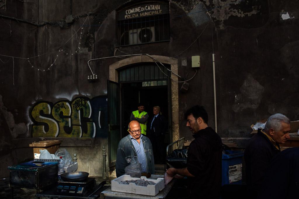 Sizilien - Catania - Italien - Geschichten von unterwegs - Italia-126