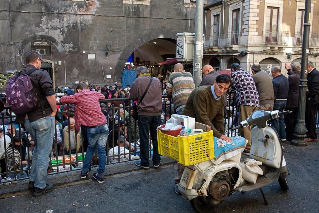Sizilien - Catania - Italien - Geschichten von unterwegs - Italia-127