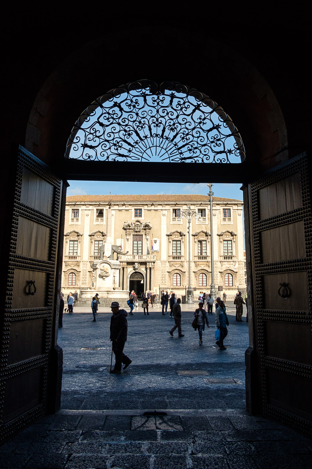 Sizilien - Catania - Italien - Geschichten von unterwegs - Italia-129