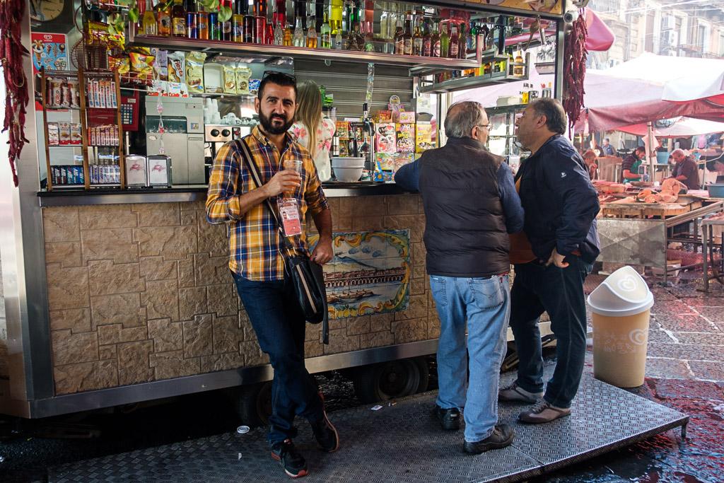 Sizilien - Catania - Italien - Geschichten von unterwegs - Italia-144