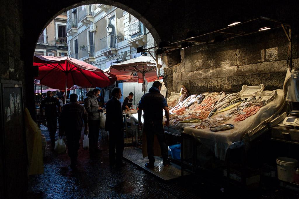 Sizilien - Catania - Italien - Geschichten von unterwegs - Italia-153