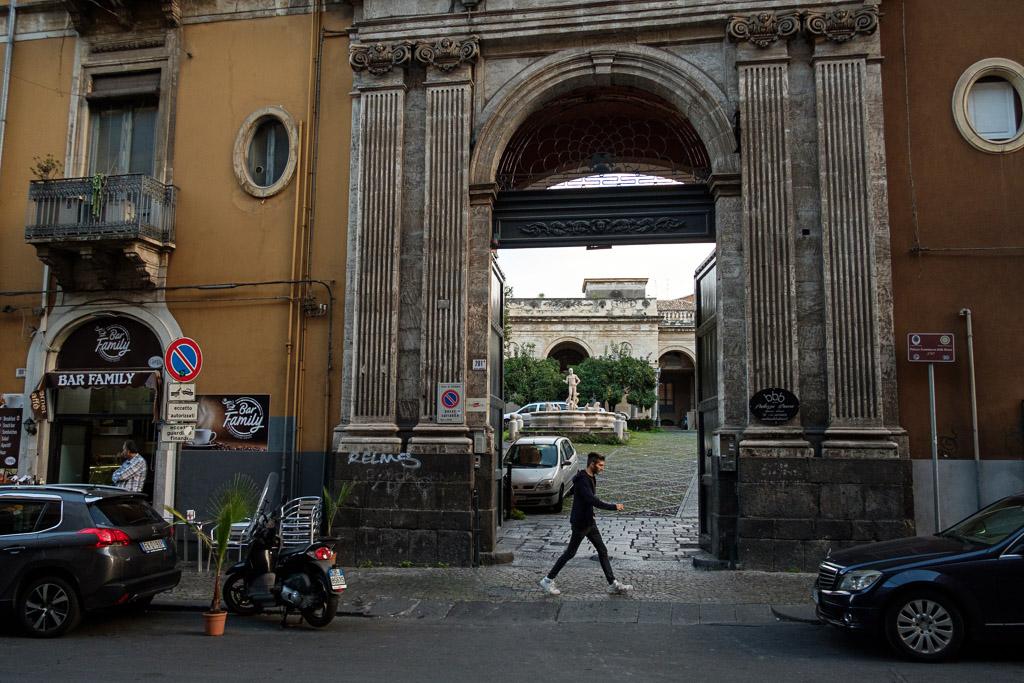 Sizilien - Catania - Italien - Geschichten von unterwegs - Italia-155