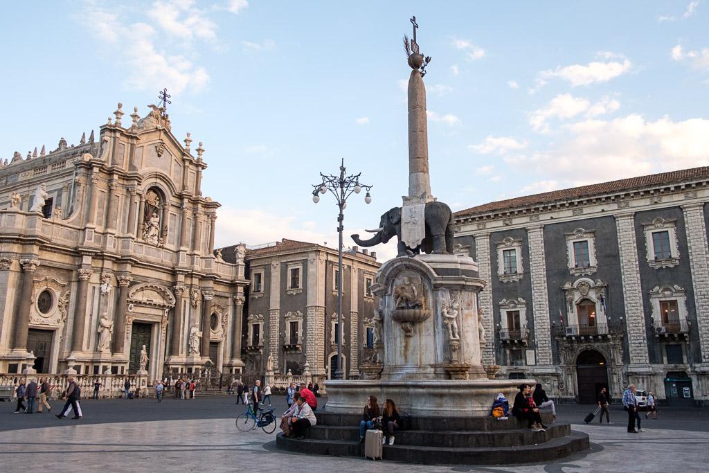 Sizilien - Catania - Italien - Geschichten von unterwegs - Italia-156