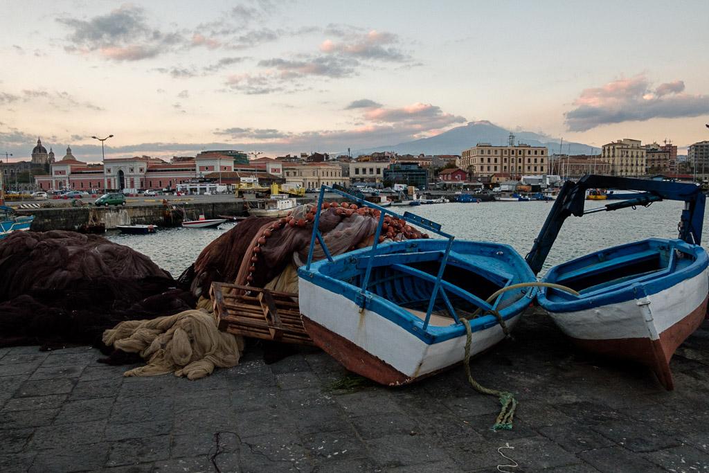 Sizilien - Catania - Italien - Geschichten von unterwegs - Italia-158