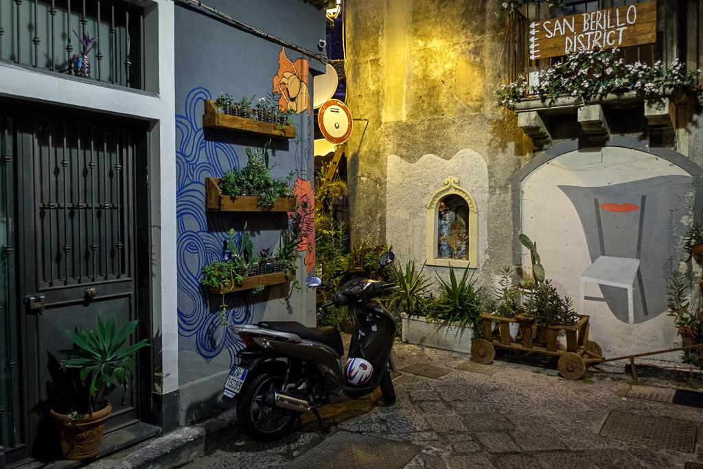 Sizilien - Catania - Italien - Geschichten von unterwegs - Italia-162
