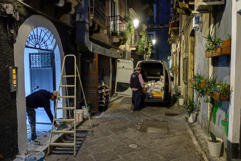 Sizilien - Catania - Italien - Geschichten von unterwegs - Italia-163