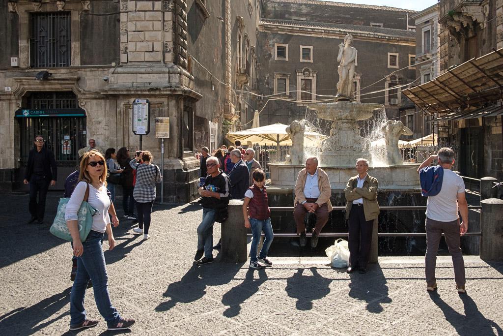 Sizilien - Catania - Italien - Geschichten von unterwegs - Italia-185