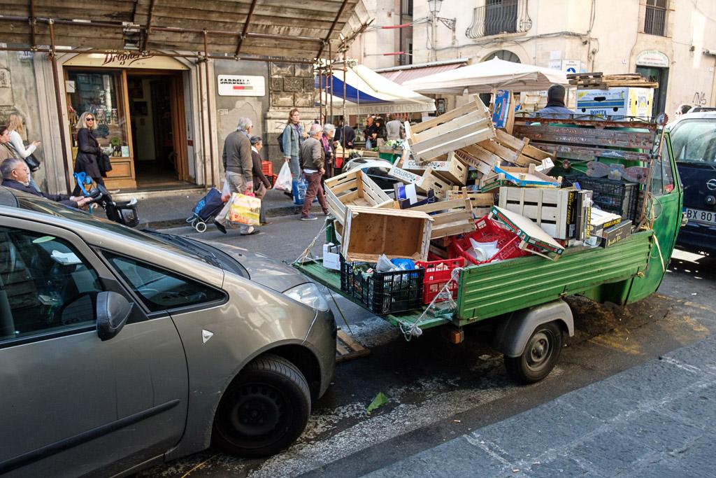 Sizilien - Catania - Italien - Geschichten von unterwegs - Italia-186