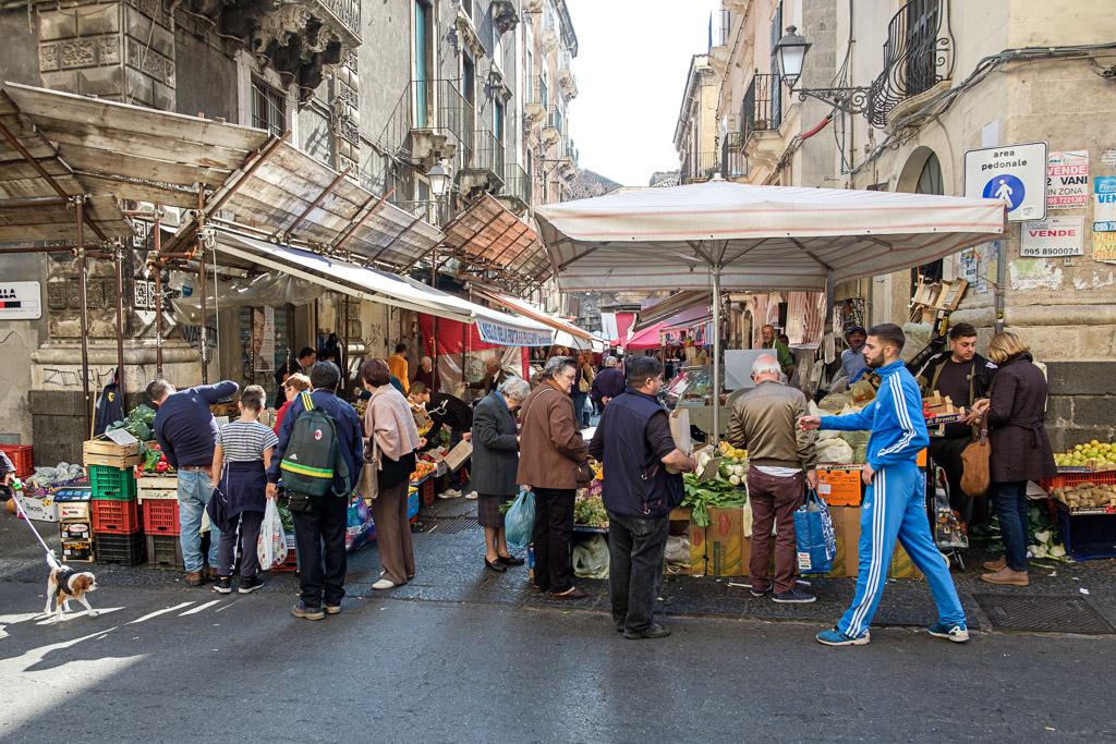 Sizilien - Catania - Italien - Geschichten von unterwegs - Italia-187