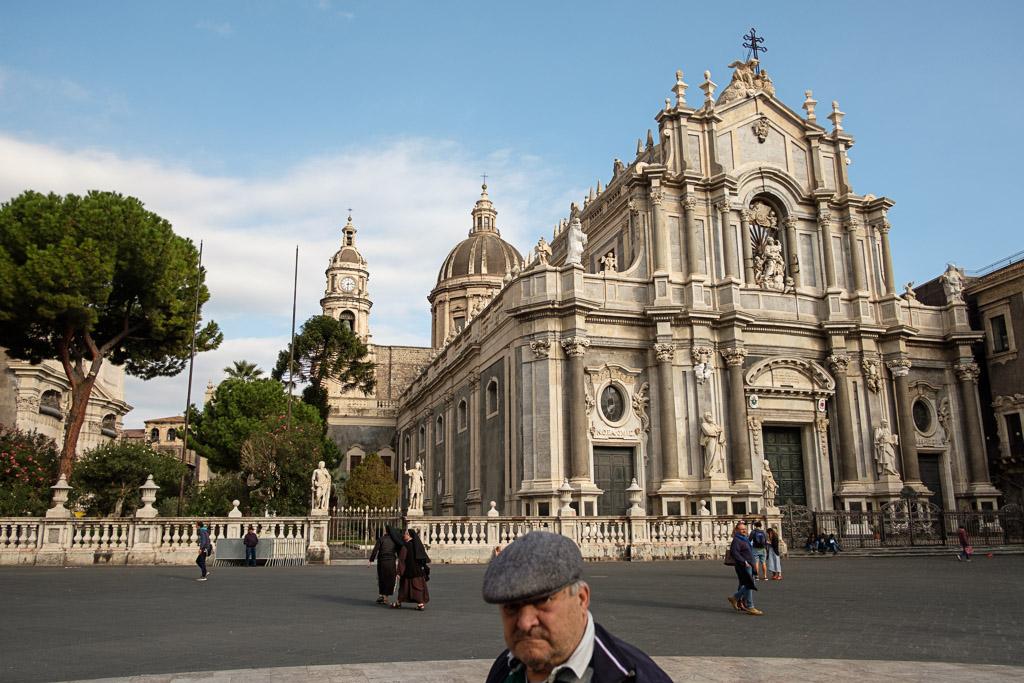 Sizilien - Catania - Italien - Geschichten von unterwegs - Italia-196