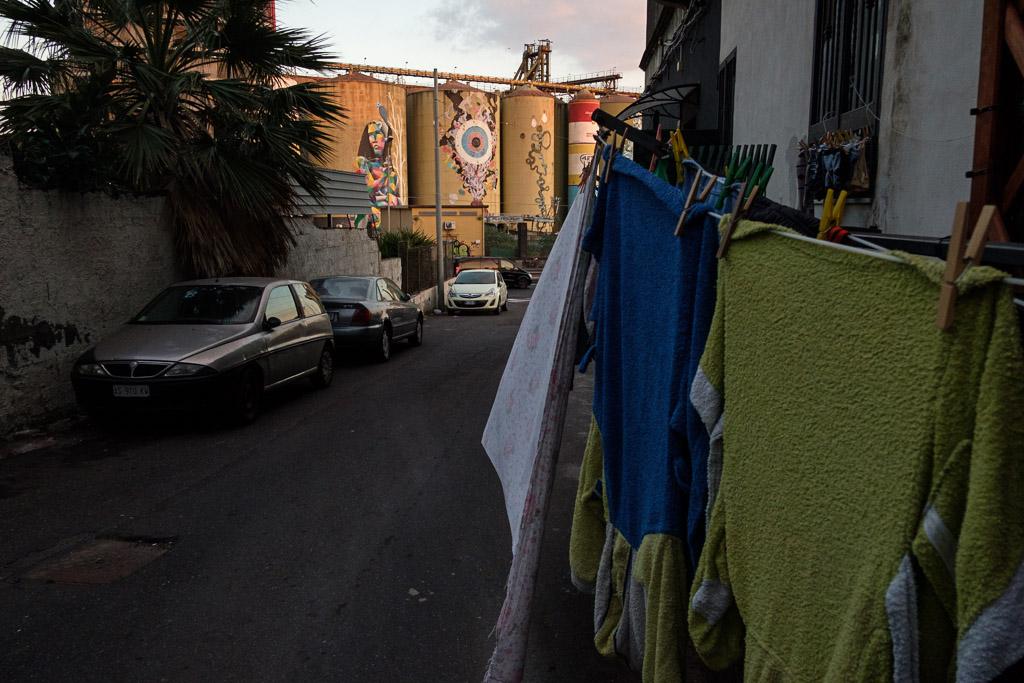 Sizilien - Catania - Italien - Geschichten von unterwegs - Italia-201