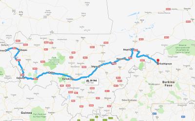 Einmal rund um Afrika – Teil 5 – Mali