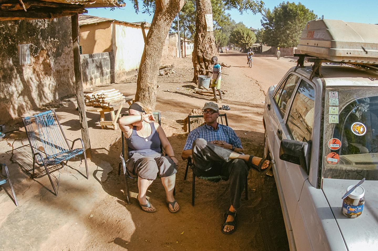 Rund um Afrika - Mali - Westafrika - Transafrika-405