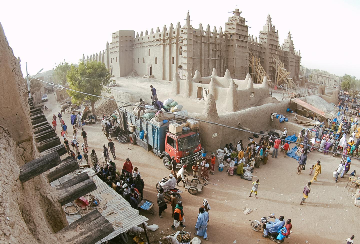 Rund um Afrika - Mali - Westafrika - Transafrika-440