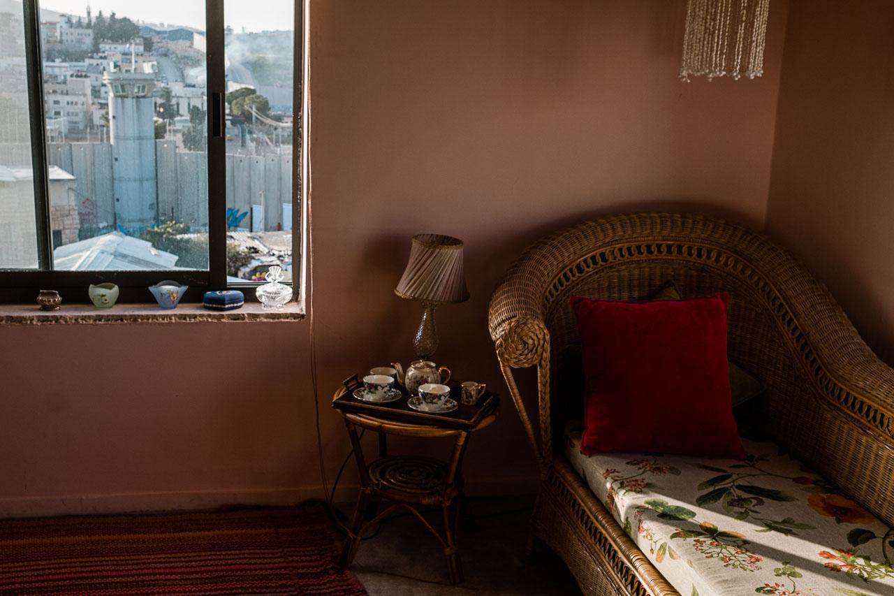 Banksy Hotel - Bethlehem - Palästina - Geschichten von unterwegs (27 von 103)