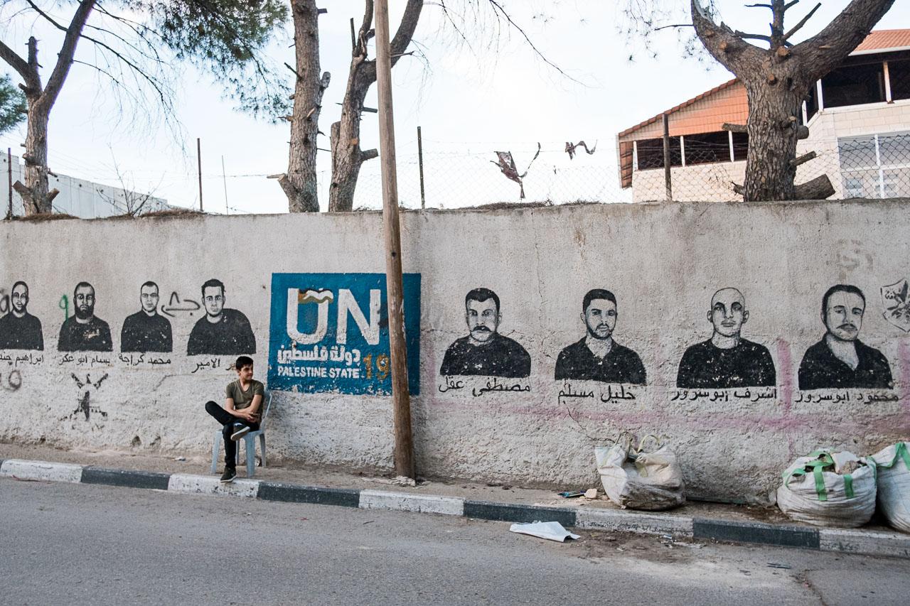 Banksy Hotel - Bethlehem - Palästina - Geschichten von unterwegs (36 von 103)