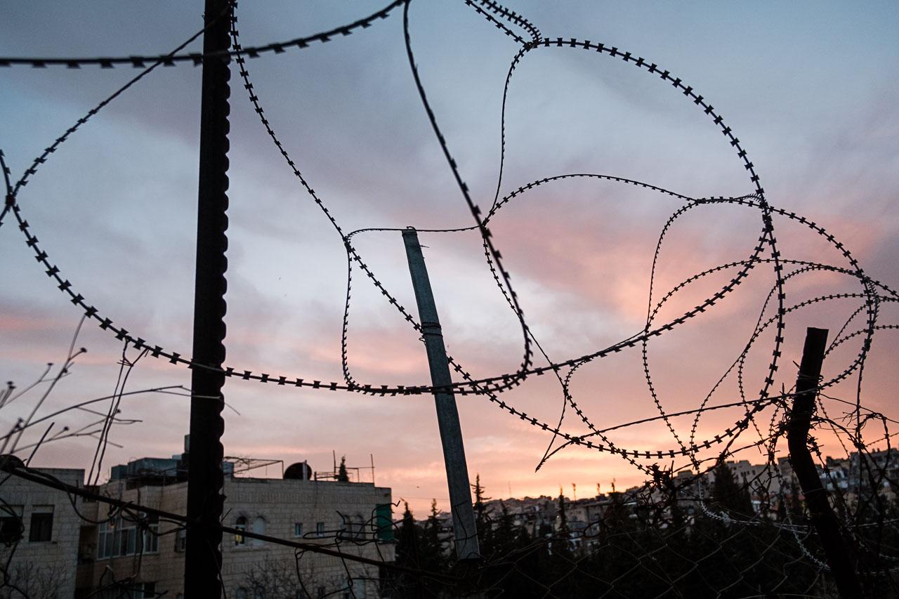 Banksy Hotel - Bethlehem - Palästina - Geschichten von unterwegs (43 von 103)