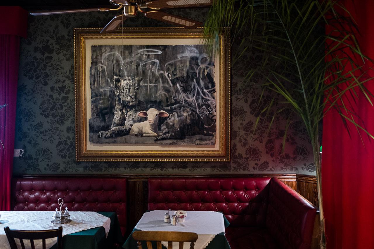 Banksy Hotel - Bethlehem - Palästina - Geschichten von unterwegs (48 von 103)