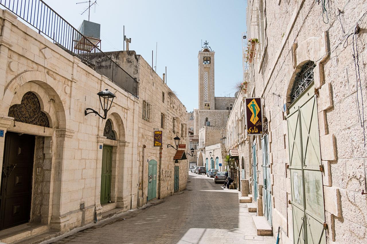 Banksy Hotel - Bethlehem - Palästina - Geschichten von unterwegs (63 von 103)