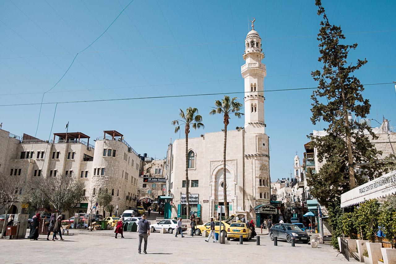 Banksy Hotel - Bethlehem - Palästina - Geschichten von unterwegs (67 von 103)