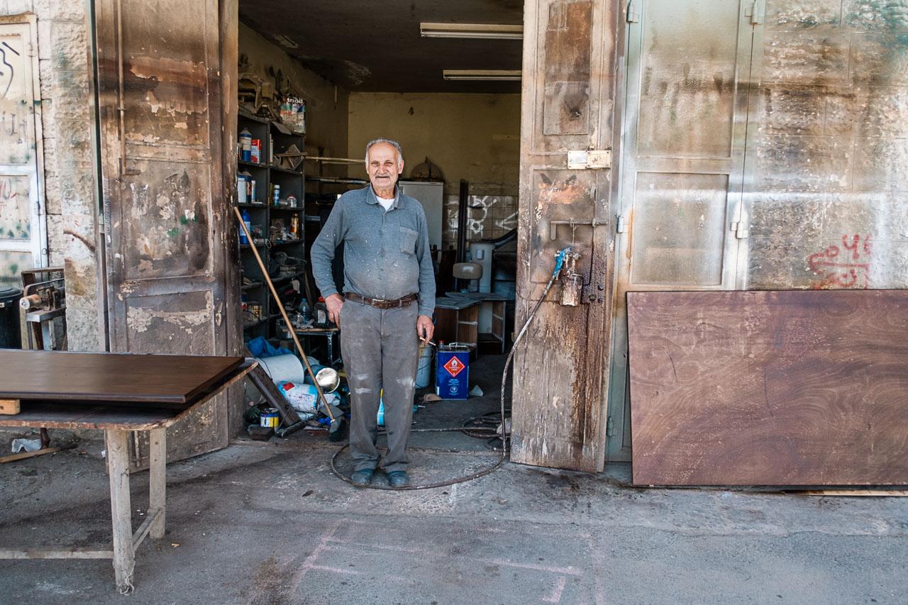 Banksy Hotel - Bethlehem - Palästina - Geschichten von unterwegs (82 von 103)