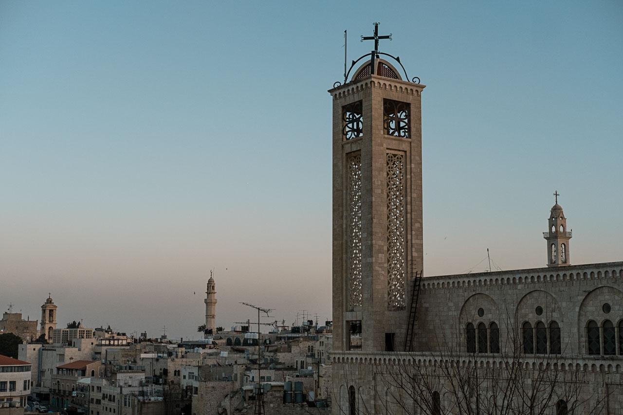 Banksy Hotel - Bethlehem - Palästina - Geschichten von unterwegs (86 von 103)
