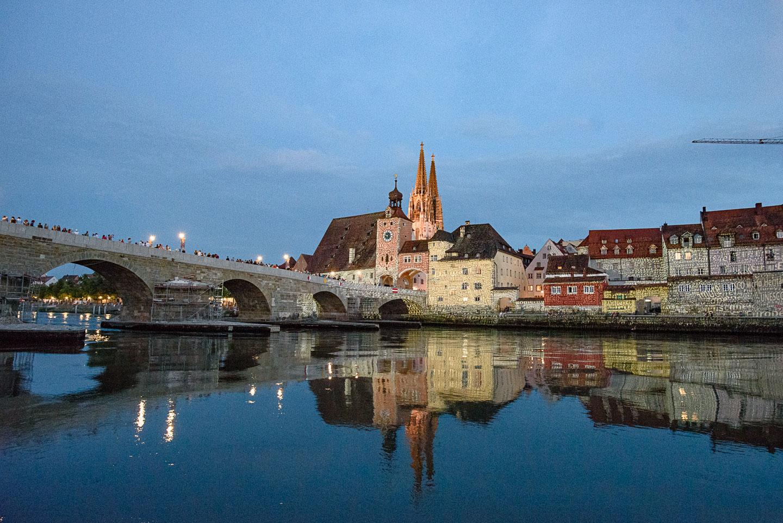 Weltkulturerbe Tag 2018 Regensburg -UNESCO - Bayern (12 von 26)