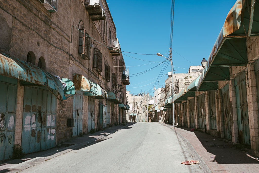 Hebron - West Bank - Israel - Palestine (31 von 75)