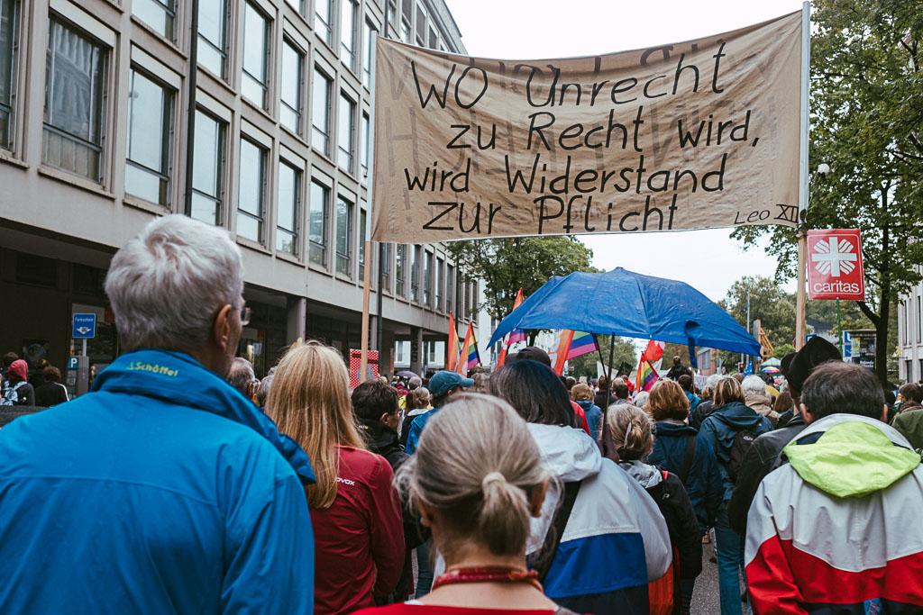ausgehetzt Demo München - CSU - Seehofer - Söder - Demo - Human rights (129 von 48)