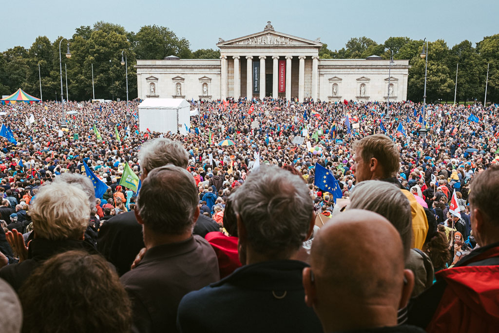 ausgehetzt Demo München - CSU - Seehofer - Söder - Demo - Human rights (136 von 48)