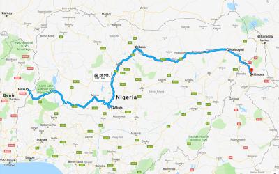 Einmal rund um Afrika – Teil 8 – Nigeria