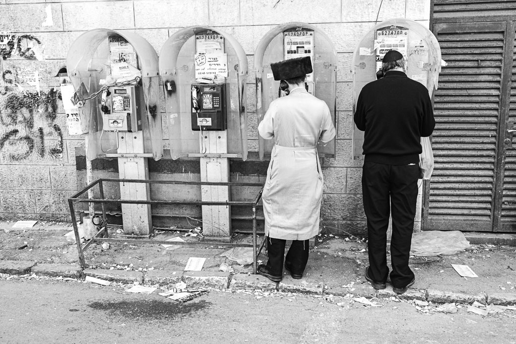 Purim - Mea Shearim - Jerusalem by Daniel Kempf-Seifried-1198