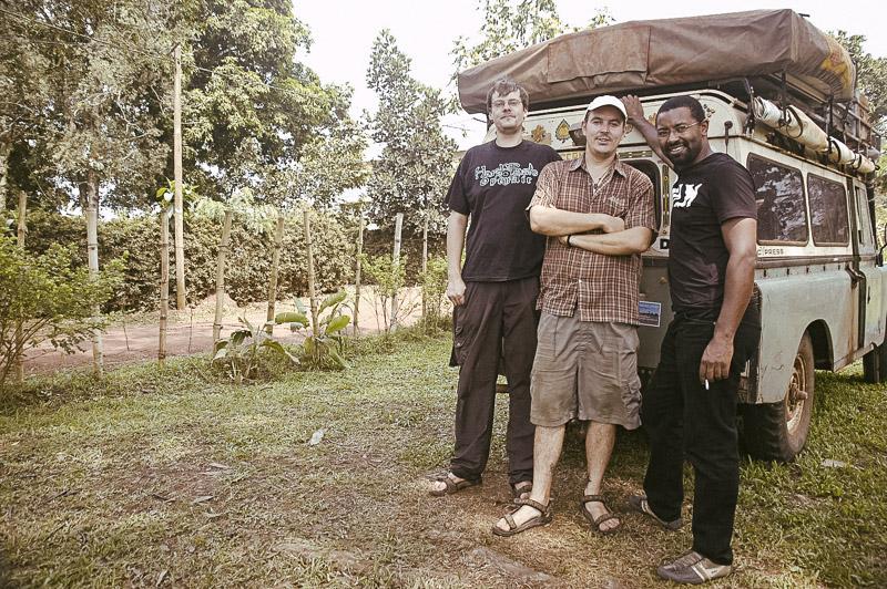 KAMERUN - Eine reise rund um Afrika - Geschichten von unterwegs-8348