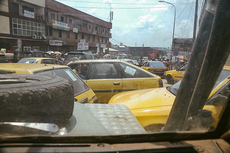 KAMERUN - Eine reise rund um Afrika - Geschichten von unterwegs-8353