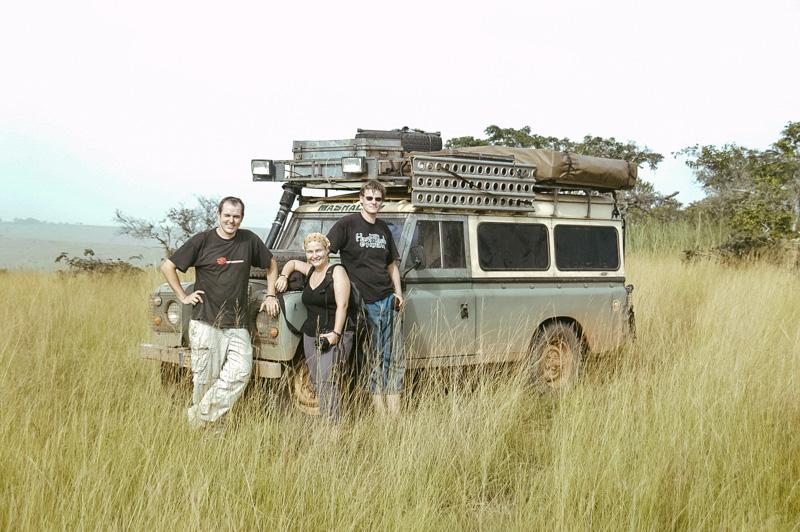 Gabun- Ein Reise rund um Afrika - Overland - Transafrika-21
